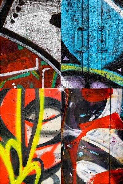 Сборка стоковых фото: Граффити