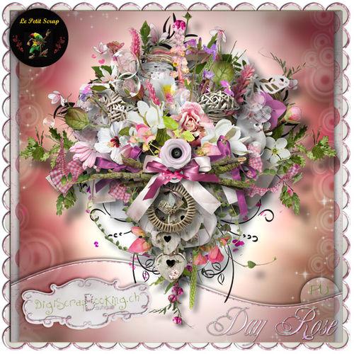Скрап-набор Rose Day