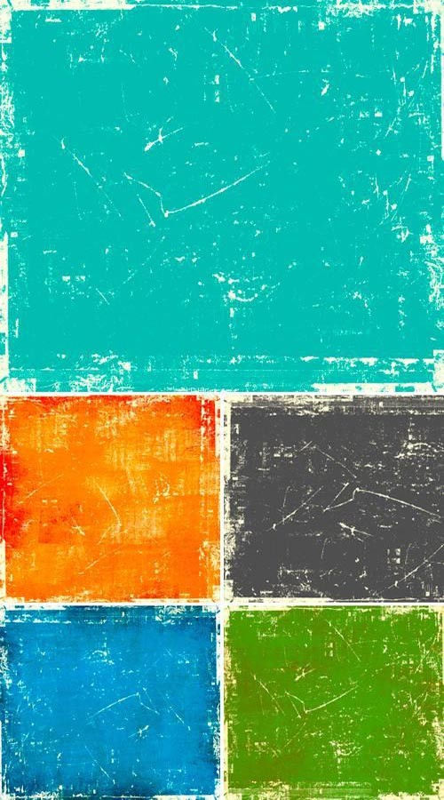 Высококачественные текстуры Цветной гранж