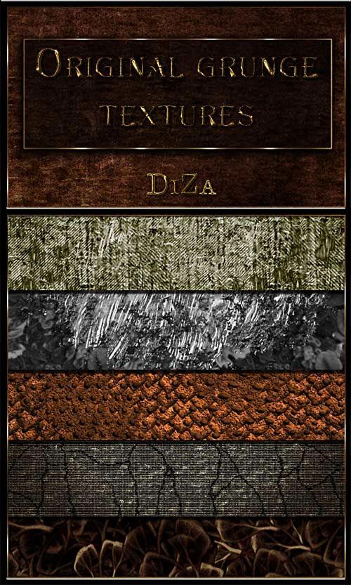 Original grunge textures