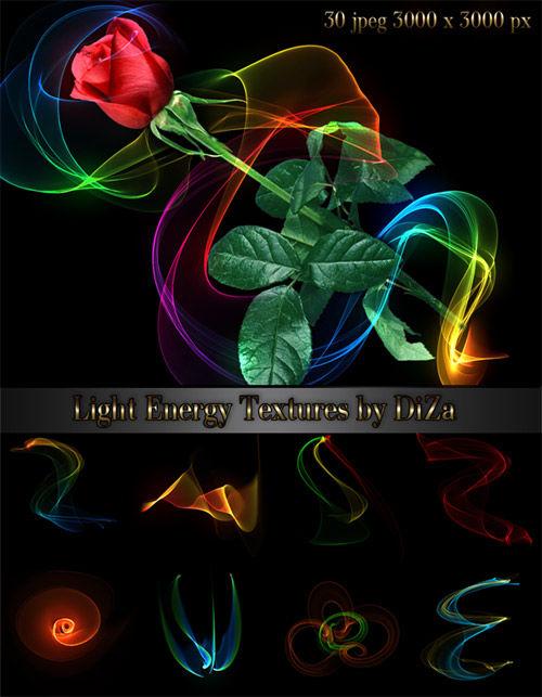 Light Energy Textures