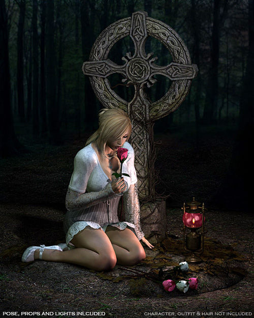 DM's Gothic Rose