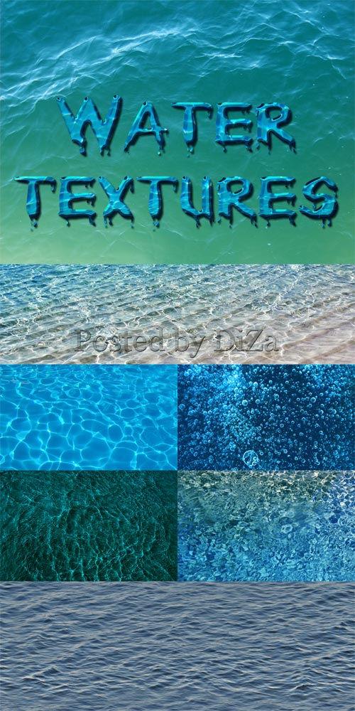 Текстуры воды