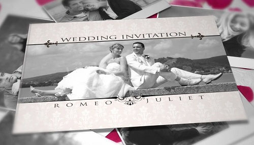 Videohive After Effects Project   Wedding Invitation
