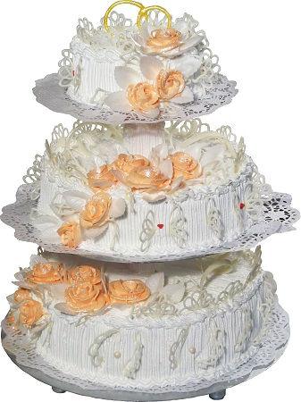 картинки свадебный торт анимация