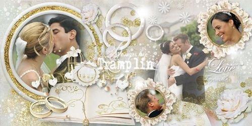 свадебный альбом для фотографий:
