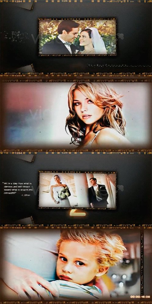 Проекты - The Old Cinema и Oldshots Multimedia HD