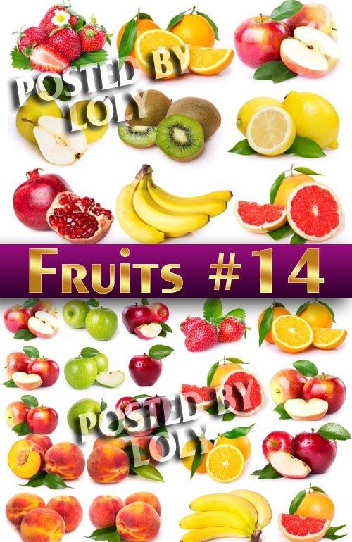 Свежие фрукты #14 - Растровый клипарт