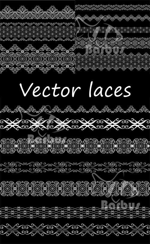 Vector laces / Векторные кружева