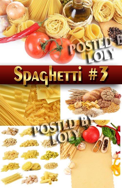 Спагетти #3 - Растровый клипарт