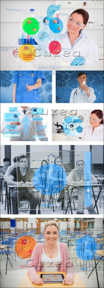 Современные технологии в медиццине, часть 2/ Modern technologies in medical ...