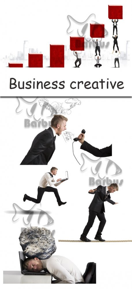 Business creative /  Бизнес креатив - Photo stock