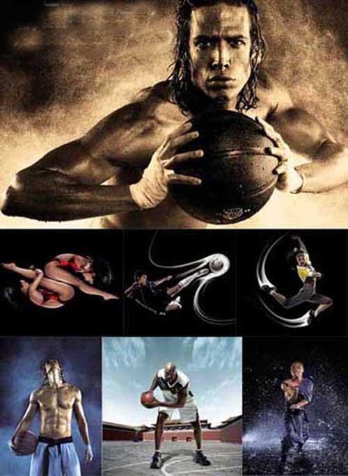 Спорт, спортсмены и спортсменки