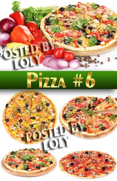 Пицца #6 - Растровый клипарт