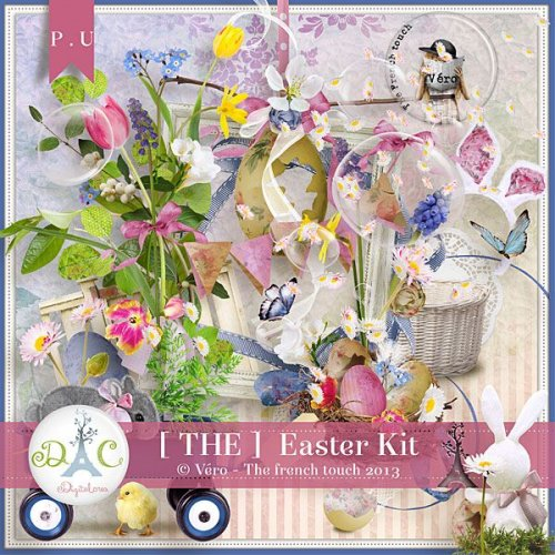 Скрап-набор [THE] Easter kit