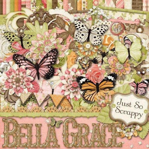 Скрап-набор Bella Grace