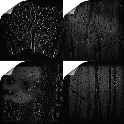 Клипарт '' Капли дождя ''