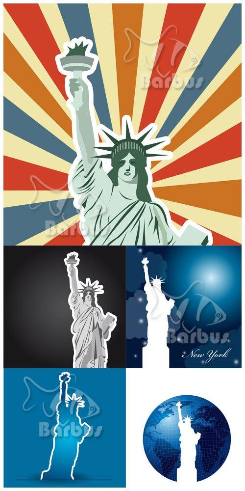 Statue of Liberty / Статуя Свободы