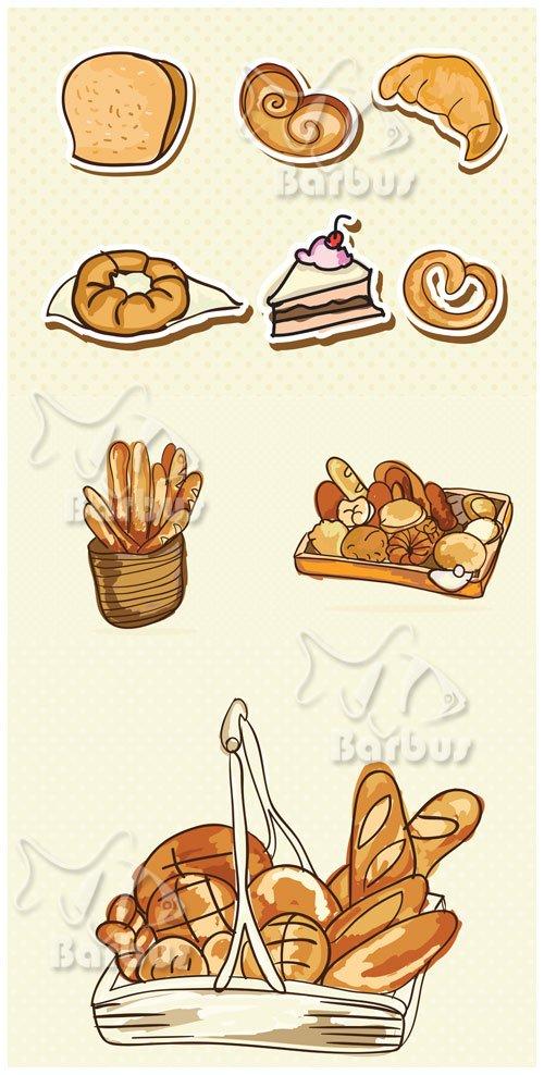 Baking - crackling bread / Выпечка - хрустящий хлеб