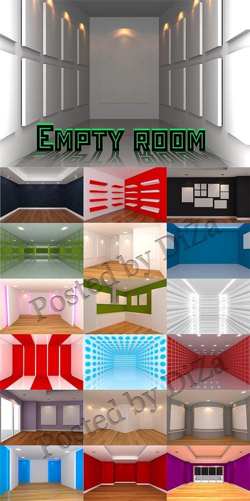 Фоны Пустая комната