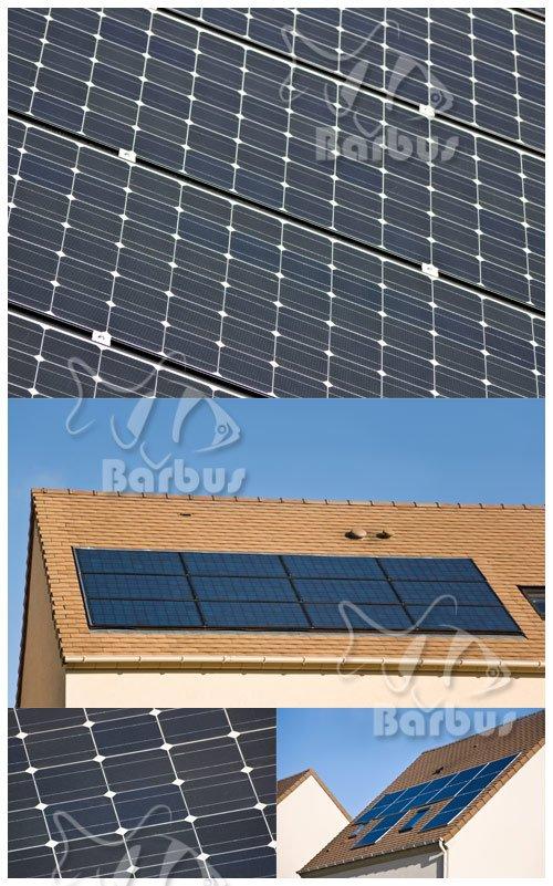 Solar batteries / Солнечные батареи