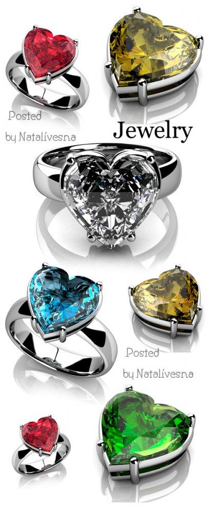 Ювелирные украшения/ Jewelry - Stock photo
