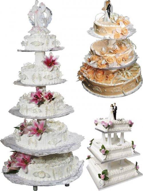 Фотосток: Свадебный торт (часть вторая)