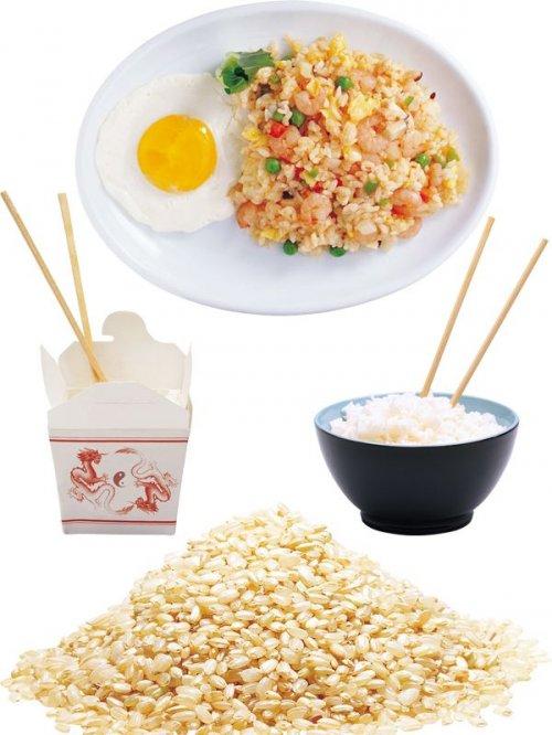 Фотосток: рис и блюда из риса