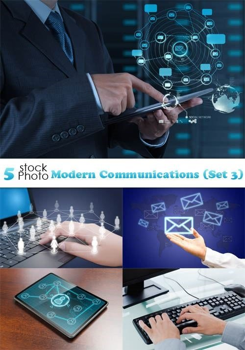 Photos - Modern Communications (Set 3)