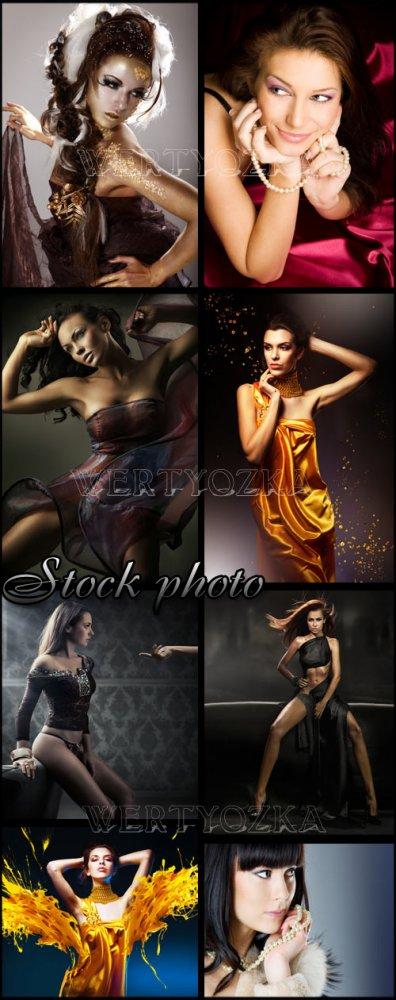 Модные и стильные девушки / Fashionable and stylish girls