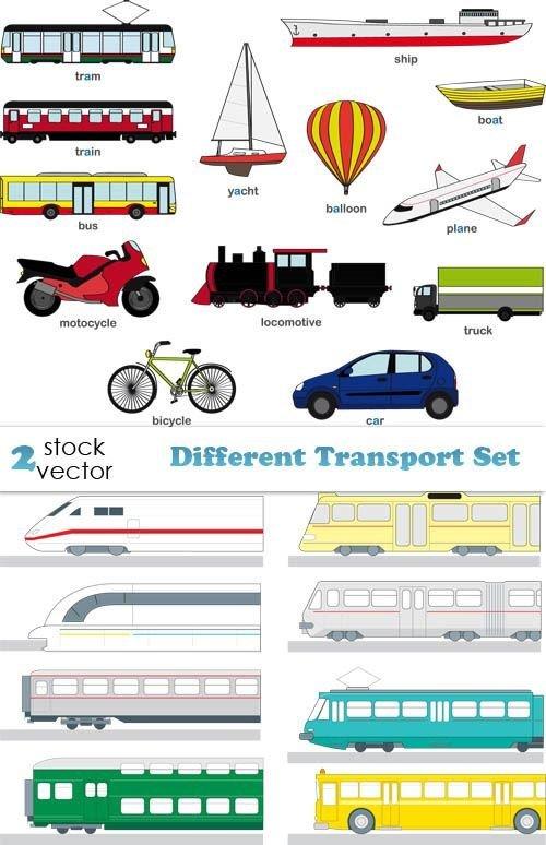 Vectors – Different Transport Set