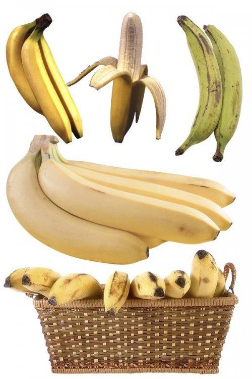 Фруктовый фотосток: Бананы