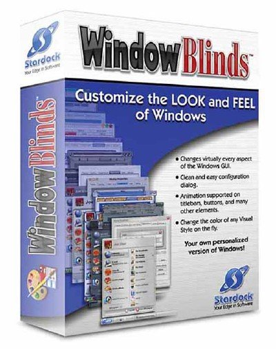 Stardock Windowblinds 8.00