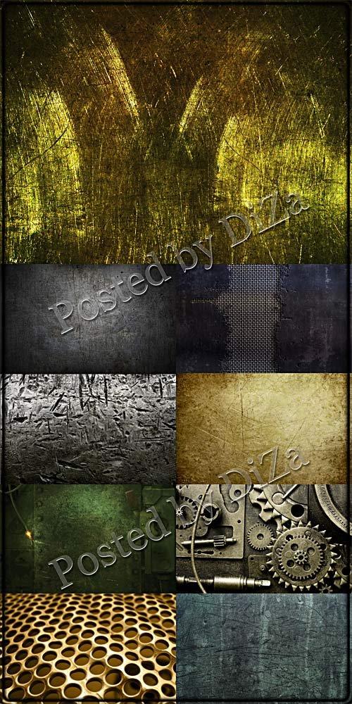 Текстуры металла -17