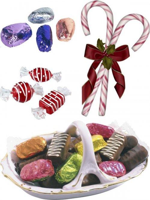 Сладости, конфеты - фотосток