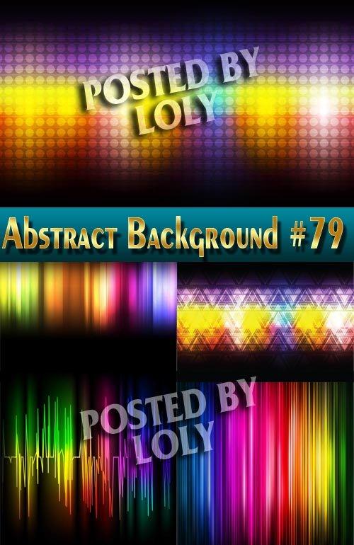 Абстрактные Векторные Фоны #79 - Векторный клипарт