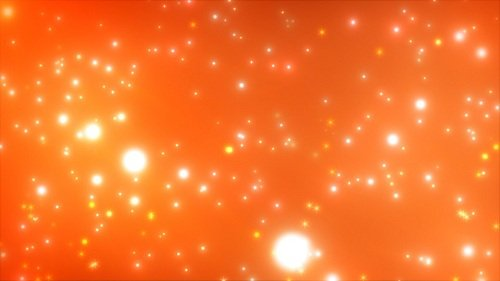 футаж Праздничные огни MOV