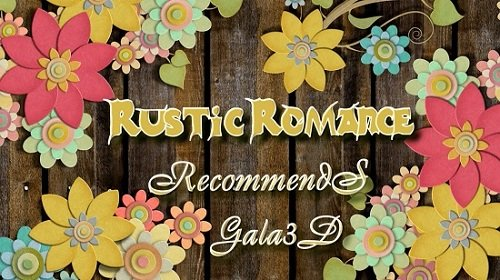 Проект - Rustic Romance для After Effects