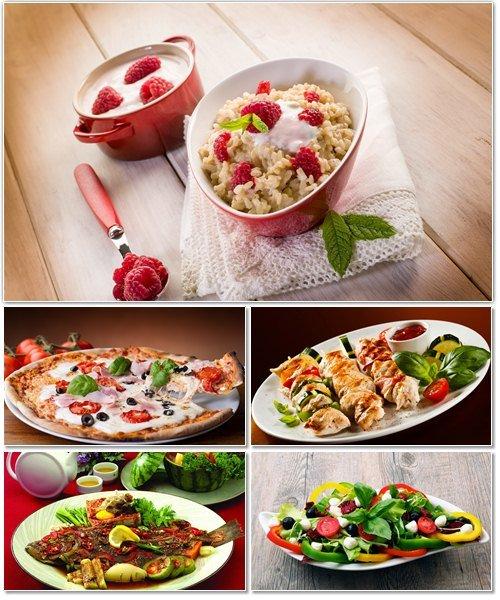 Сборник фотографий с разнообразной едой 5