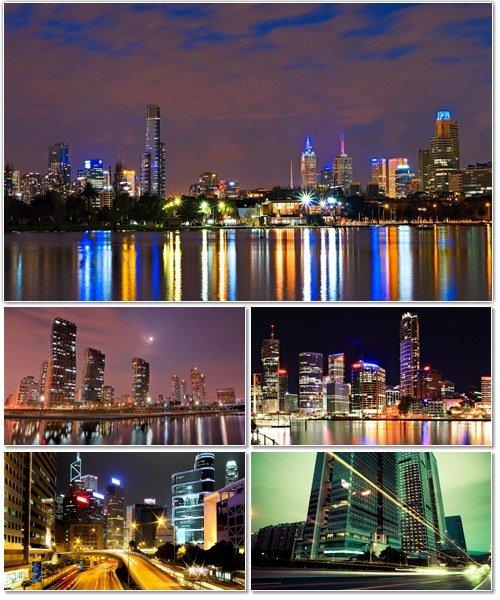 Фото архитектуры крупных городов мира на фон рабочего стола 24