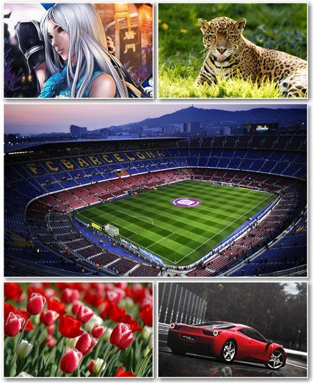 Best HD Wallpapers Pack №1038