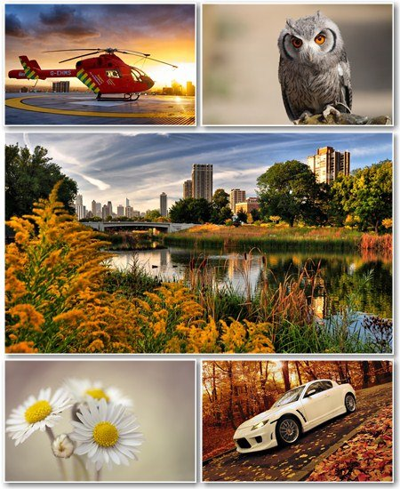 Best HD Wallpapers Pack №1039