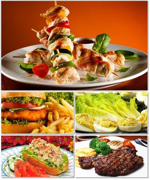 Сборник фотографий с разнообразной едой 6