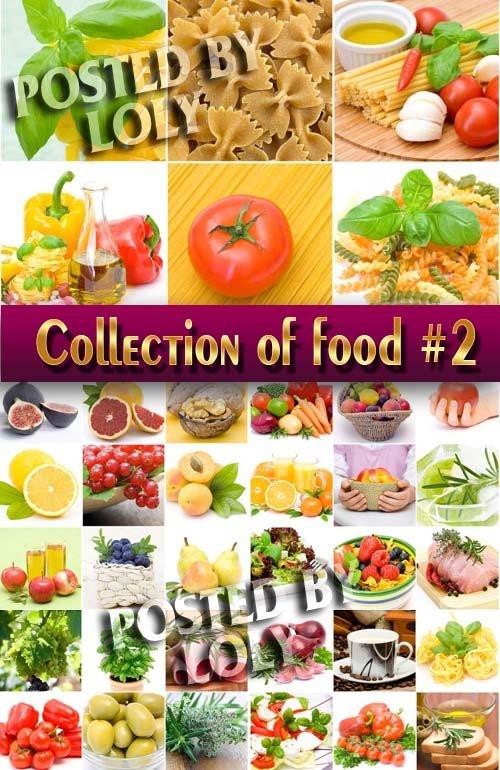 Еда. Мега коллекция #2 - Растровый клипарт