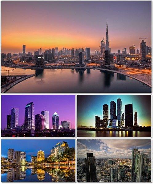 Фото архитектуры крупных городов мира на фон рабочего стола 26
