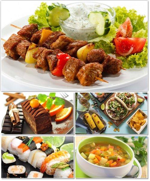 Сборник фотографий с разнообразной едой 7