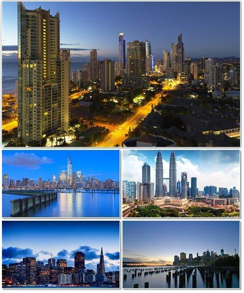 Фото архитектуры крупных городов мира на фон рабочего стола 27