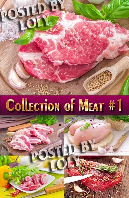 Еда. Мега коллекция. Мясо #1 - Растровый клипарт