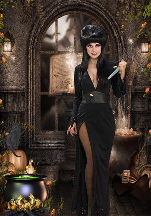 Шаблон  женский  ''Бал ведьм ''