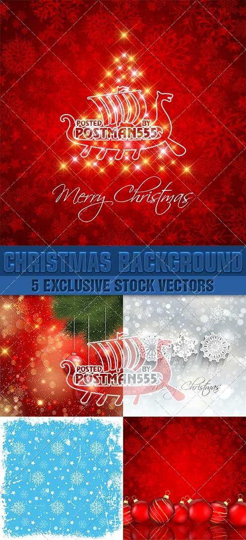 Красивые фоны на Рождество и Новый Год | Beautiful backgrounds for Christma ...